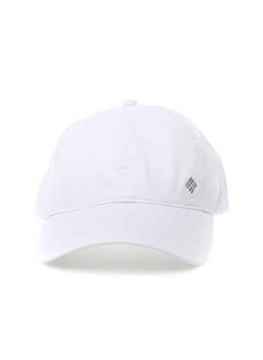 Columbia Columbia CU0126 Coolhead II Ball Cap Şapka Beyaz
